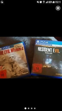 RE7 und The Evil Within 2 Berlin, 13589