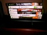 assorted Xbox 360 game cases Tolleson, 85353