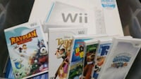 Complete Wii Video System with Games as shown! Great Value!!! Arlington, 22206