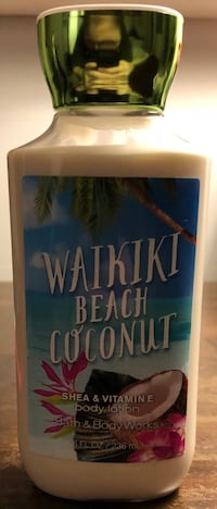 Waikiki Beach Coconut Lotion Burke, 22015
