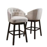 Christopher Knight Home Ogden Barstool (Set of 2)