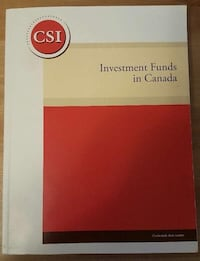 Investment funds in Canada textbook Edmonton, T6A
