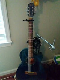 Acoustic washburn with new strings. Built in picka Newport News, 23606