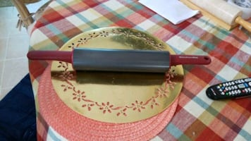 Teflon coated rolling pin