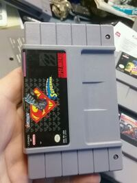 Snes authentic the death and return of superman Yorkville, 60560