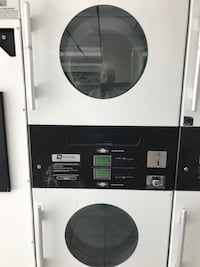 Commercial Coin double stacker dryers East Palo Alto, 94303