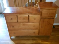 Drawer/changing table Alexandria, 22310
