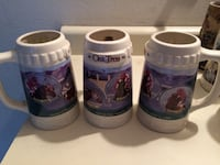 1990 Limited Edition Santa Anita Park Horseracing Stein Mugs. Never been used. Excellent condition Nipomo, 93444