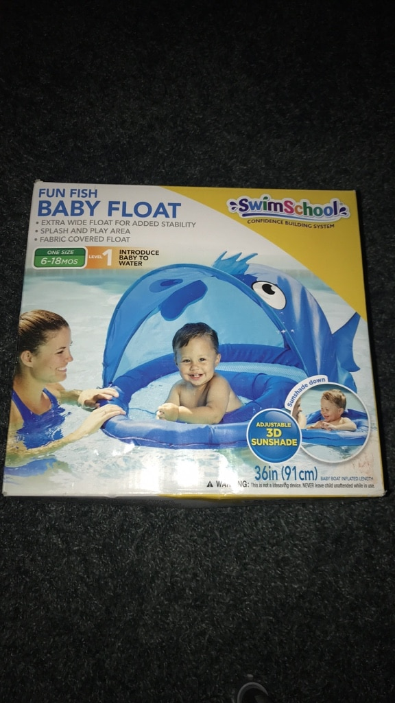 Pelican By Bestway Splash And Play Swim Ring For Children