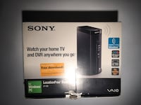 Location free base station from Sony