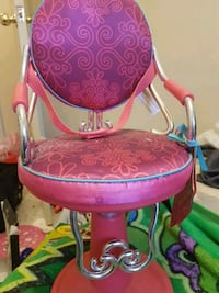 My life doll chair