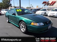 2000 Ford Mustang GT Coupe Las Vegas
