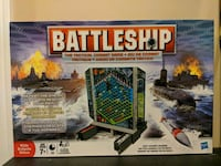 Battleship board game by Hasbro  Vaughan