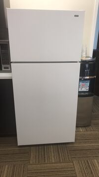 white top-mount refrigerator Laurel, 20707