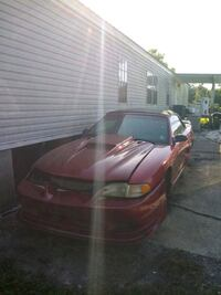 Ford - Mustang - 2001 (make offer or trade) New Orleans