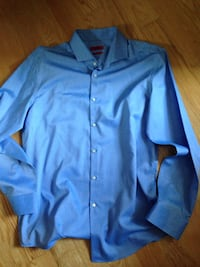 Hugo Boss dress shirt size 17 1/2