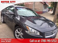 Certified 2013 Nissan Maxima New York, 11434