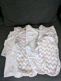 baby's swaddle 4 pieces Falls Church, 22044
