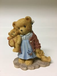 Brown bear ceramic figurine Abbotsford, V2S