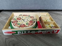 Pizza Party toy set Falls Church, 22046