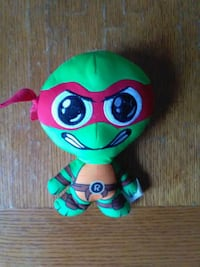 Ninja turtles plushie  Norfolk, 23518