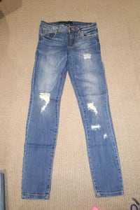 STS Distressed Jeans