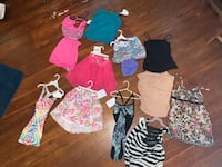 Girls summer clothes lot. 47 pieces, size 14-16
