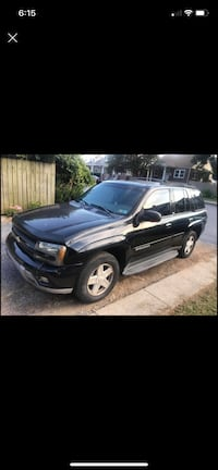 2003 Chevrolet TrailBlazer North East