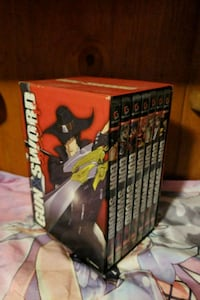Gun x sword box set anime Collegedale, 37363