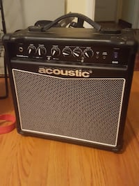 Acoustic G10 guitar amp Vista, 92083