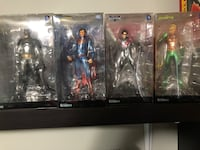 DC Kotobukiya Figures (Read Description) Brampton, L6V 3W6