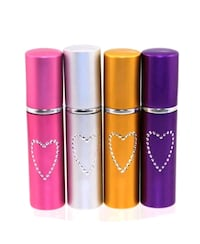 Ladies lipstick size pepper spray