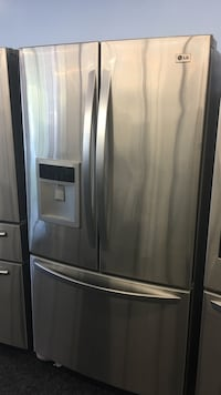 Warranty and Delivery -  [TL_HIDDEN]  Fridge  Toronto, M3J