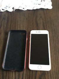 silver iPhone 5s and black case Brossard, J4Z 1G2