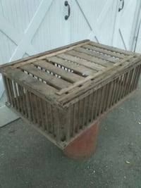 Old chicken crates Lawrence, 01841