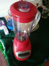 red and white food blender Waldorf, 20601