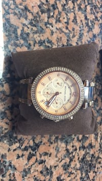 Michael  Kors chronograph watch rose gold Montreal, H1T