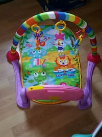 baby's multicolored activity gym Gilroy, 95020