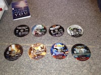 Assorted don't PS3 games  Edmonton, T5X 6G7