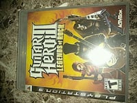 Guitar Hero Live PS3 game case Union City, 07087