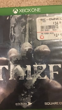 Theif game Xbox one Madisonville, 70447
