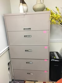 6 Drawer Office Cabinet