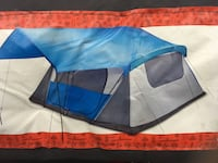 14 person two room tent with awning Kamloops, V2C