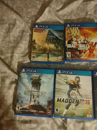 Ps4 games Frederick, 21702