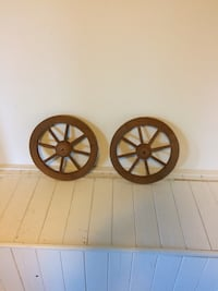 Small wood wheels Zorra, N0J 1J0