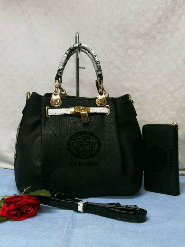 Tote bag Michael Kors in pelle nera