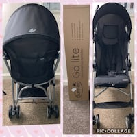 Baby's black and gray stroller Silver Spring, 20904