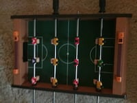 brown and green foosball table Mount Juliet, 37122