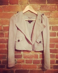 White and pink zip-up jacket Montréal, H2W 2J3