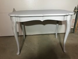 Beautiful updated Antique Table